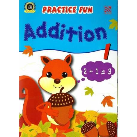 Practice Fun Addition 1