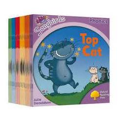Songbirds Collection Phonics Books Full Set Level 1-6 (36 books)