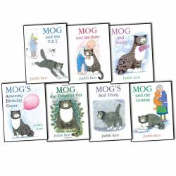 Mog the Cat collection (10 books)