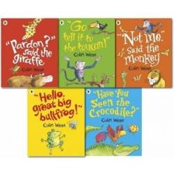 Children books Collection Set (5 books)