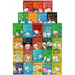 Dirty Bertie Series Set (27 books)