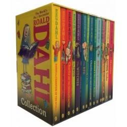 Roald Dahl Gift box set (15 books)