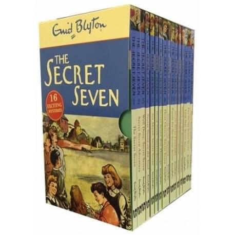 Enid Blyton Secret Seven Collection (16 books)