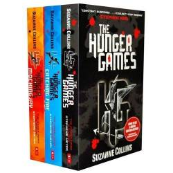 The Hungry Game Trilogy Collection (3 books)