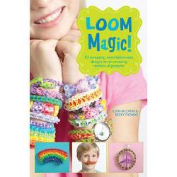 Magic Loom Rubber Band Bracelet Collection set (4 books)