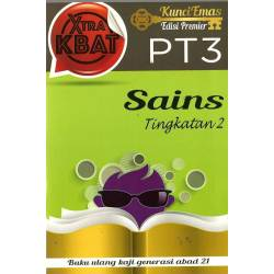 Kunci Emas Edisi Premier PT3 Sains T2