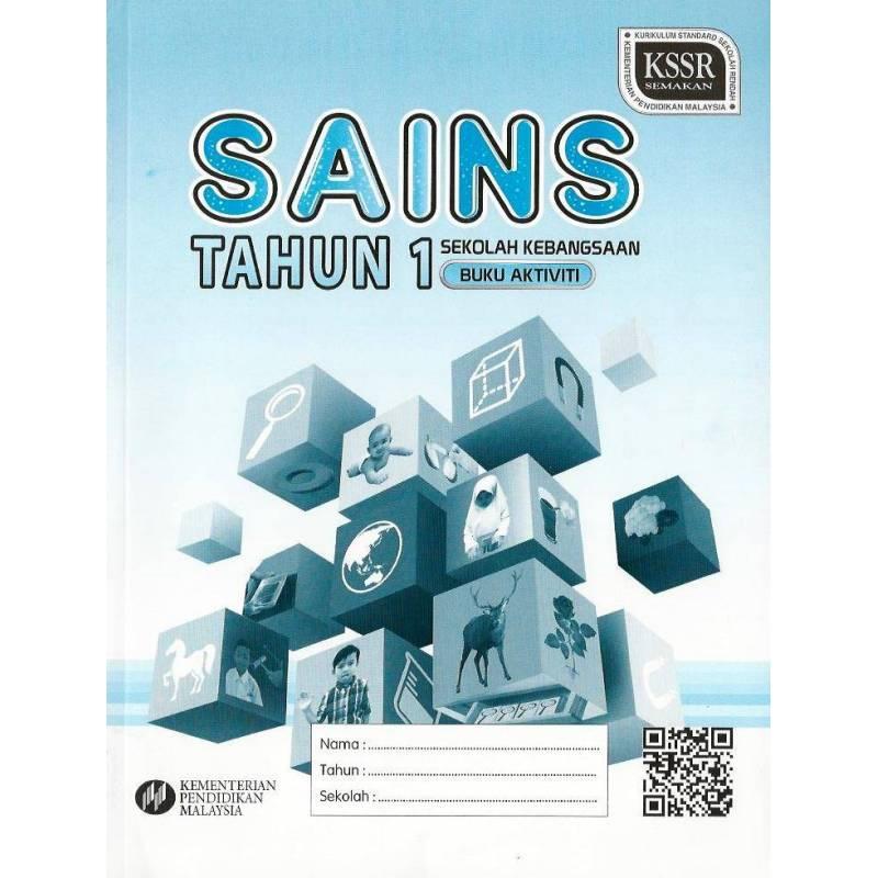 Buku Aktiviti Sains 1 Sk Kssr Semakan Peekabook Com My