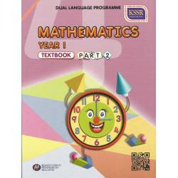 Buku Teks Math Dual Language 1 Part 2 SK KSSR SEMAKAN