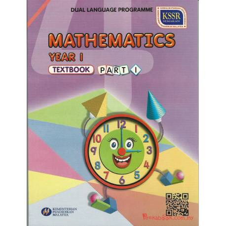 Buku Teks Math Dual Language 1 Part 1 KSSR SEMAKAN