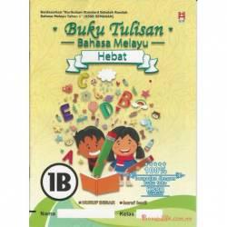 Buku Tulisan Bahasa Melayu Hebat Tahun1B KSSR SEMAKAN