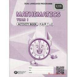 Activity Book Math 1 Part 2 SK KSSR SEMAKAN