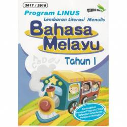 Program LINUS Lembaran Literasi Menulis BM 1