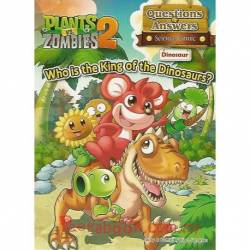 Plants Vs Zombies 2 Dinosaur - Who is the King of the Dinosaurs?