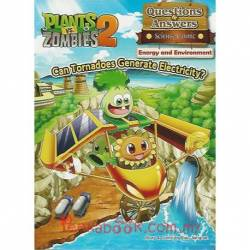 Plants Vs Zombies 2 Questions & Answers Science Comic Energy and Environment – Can Tornadoes Generate Electricity?