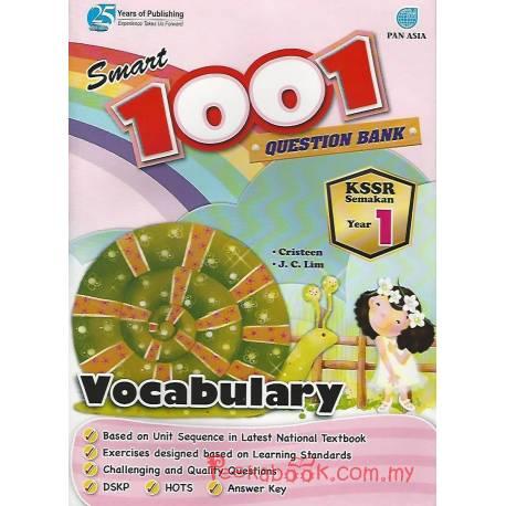 Smart 1001 Question Bank Vocabulary 1 KSSR SEMAKAN