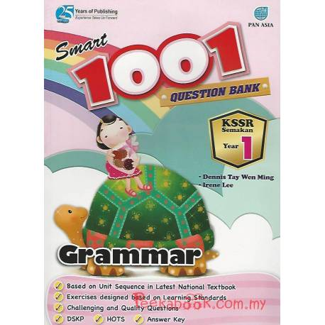 Smart 1001 Question Bank Grammar 1 KSSR SEMAKAN