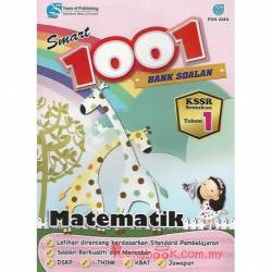 Smart 1001 Bank Soalan Matematik 1 KSSR SEMAKAN