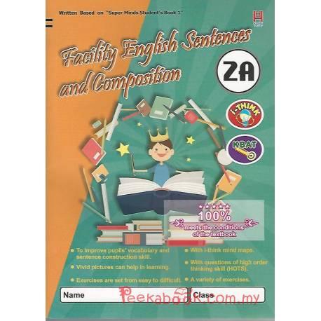 Facility English Sentences and Composition 2A