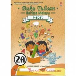 Buku Tulisan Bahasa Melayu Hebat 2A