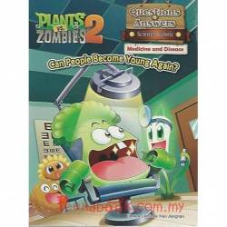 Plants Vs Zombies 2 Medicine and Disease – Can People Become Young Again?