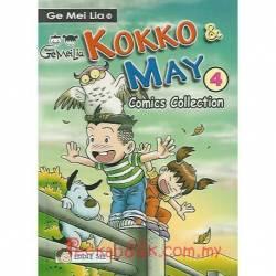 Kokko & May Comics Collection 4