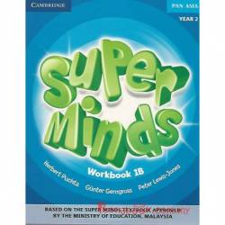 Super Minds Workbook 1B ( Year 2 )