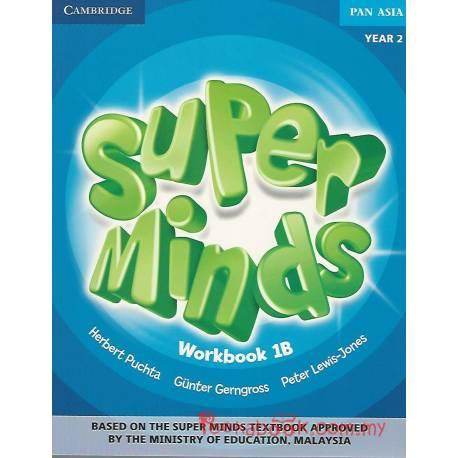 Super Minds Workbook 1B ( Year 2 )