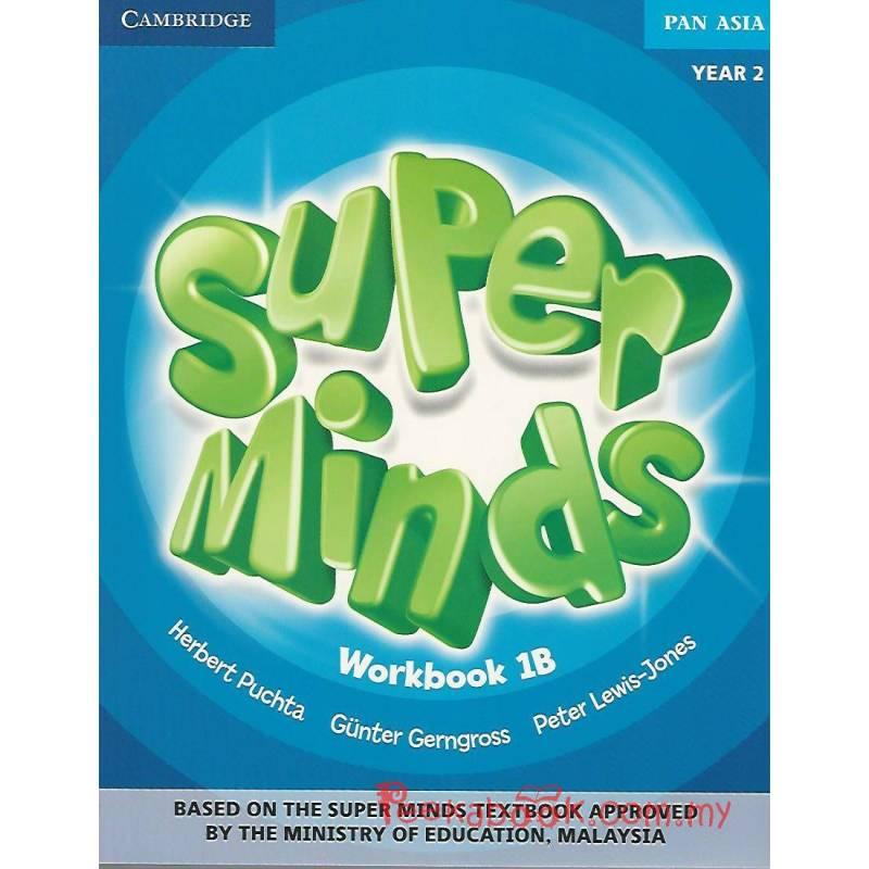 Super Minds Workbook 1B ( Year 2 ) - Peekabook com my