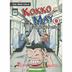 Kokko & May Comics Collection 9