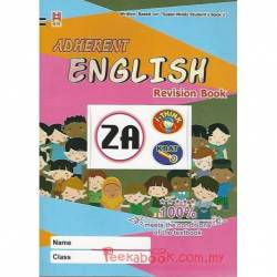 Adherent English Revision Book 2A
