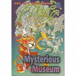 Adi The Superhero Mysterious Museum