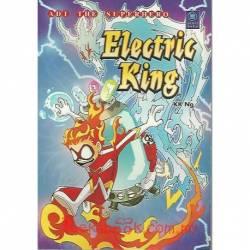 Adi The Superhero Electric King