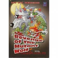 Adi The Superhero Revenge of The Mutant Wolf