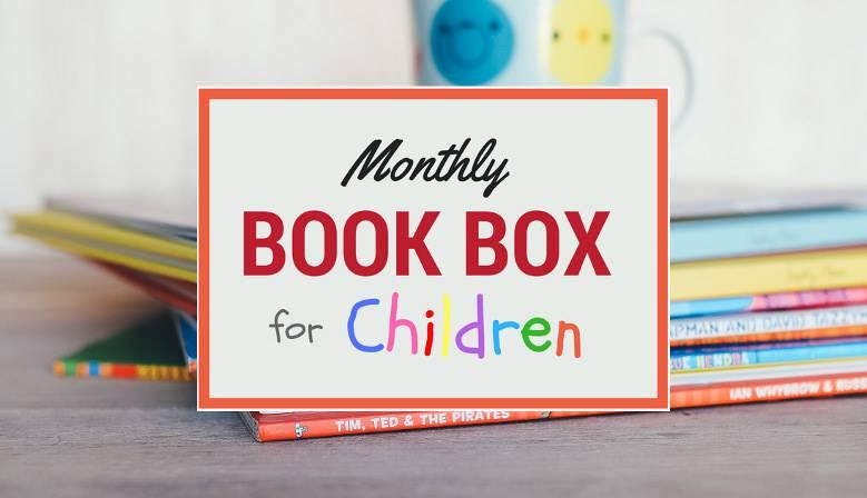 Peekabox - Book Subscription Boxes for Children